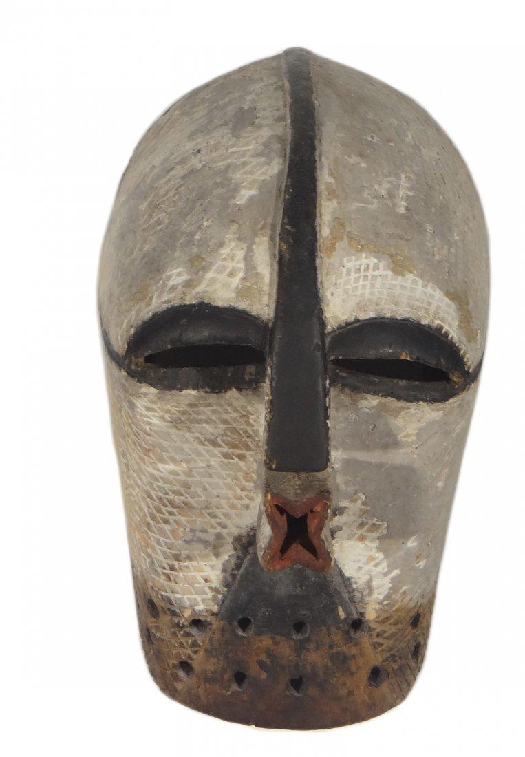 11: Songye Kifwebe Mask