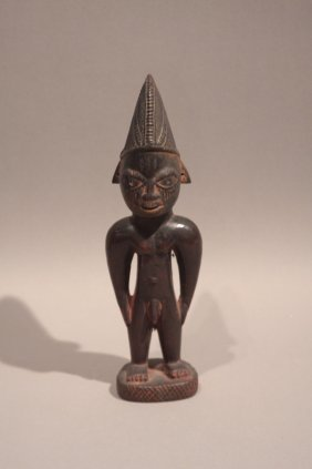 Yoruba Ibeji Figure