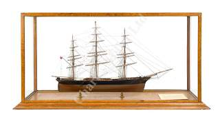 AN EXCEPTIONALLY FINE 1:96 SCALE STATIC DISPLAY MODEL