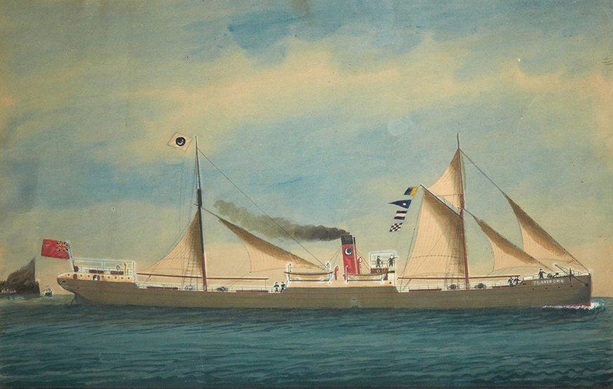 5: VINCENZO LUZZO (ITALIAN, fl. 1855-1875) The Bowser O