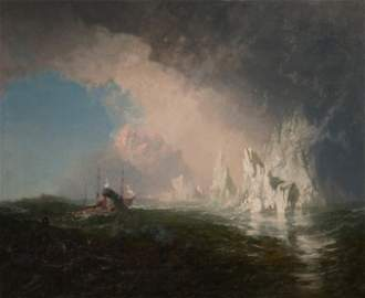 16: JAMES BAKER PYNE (BRITISH, 1800-1870) The Finger of