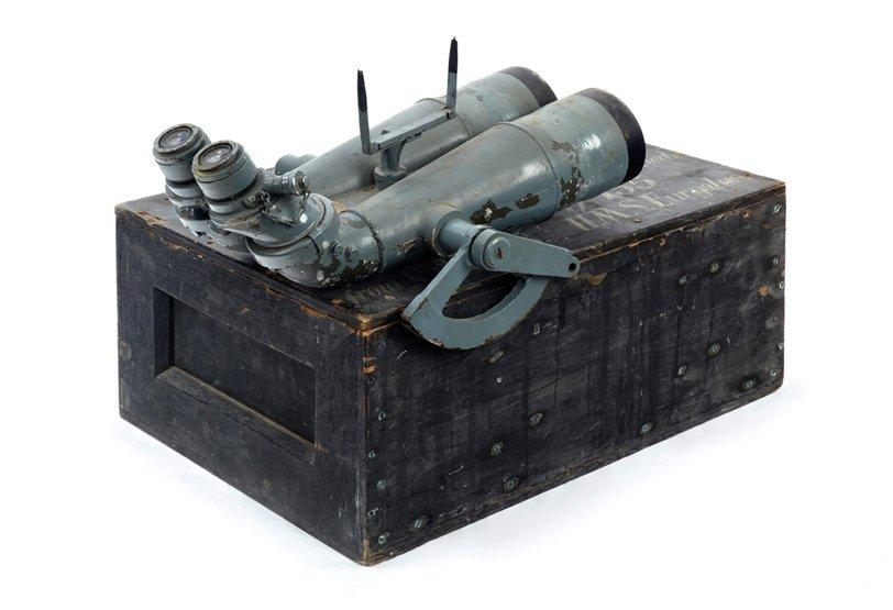 31: AN HISTORICALLY INTERESTING PAIR OF WORLD WAR II JA