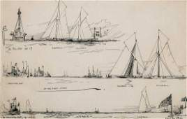 CHARLES DIXON (BRITISH, 1872-1934)
