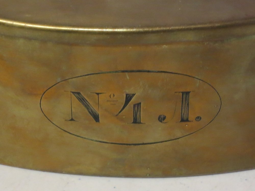 TWO IMPERIAL RUSSIAN NAVAL FUSE CONTAINERS - 4