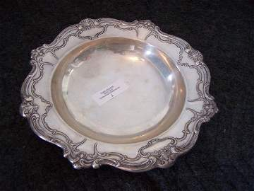 1: Fabulous Large Vintage Gorham Sterling Bowl