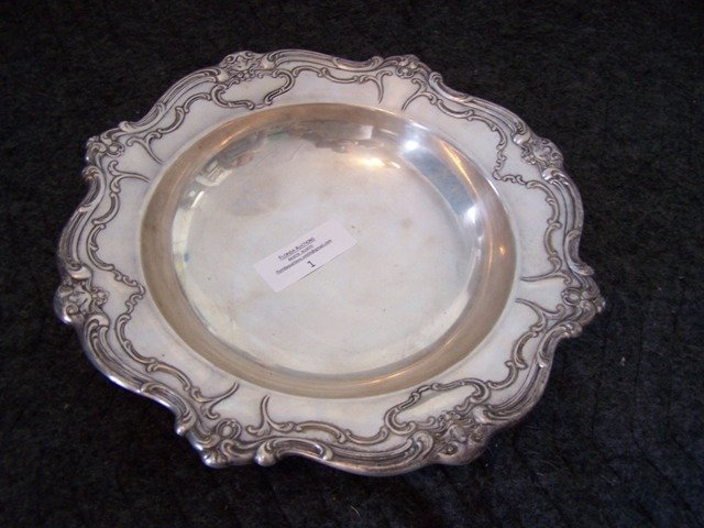 1: Fabulous Large Vintage Gorham Sterling Bowl