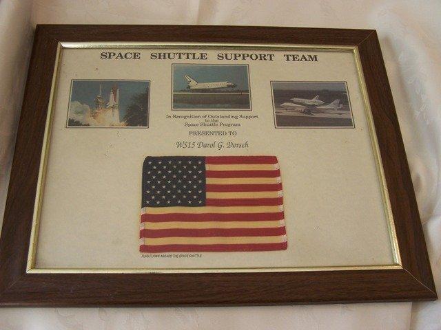 53A: Rare Space Shuttle Flown in Space Flag