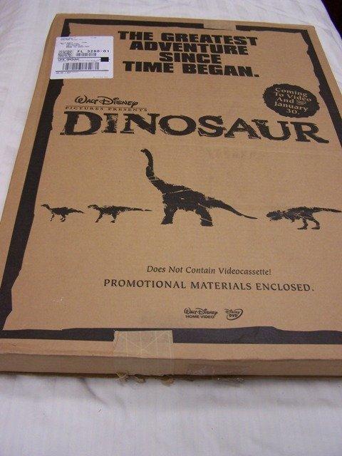 9: Dinosaur Movie Standee