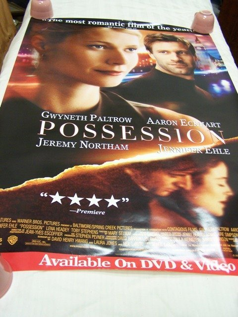 11: Possession Movie Poster