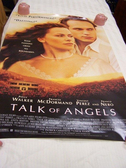 12: Talk of Angels Movie Poster