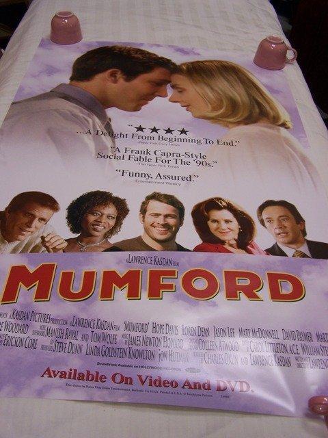 13: Mumford Movie Poster