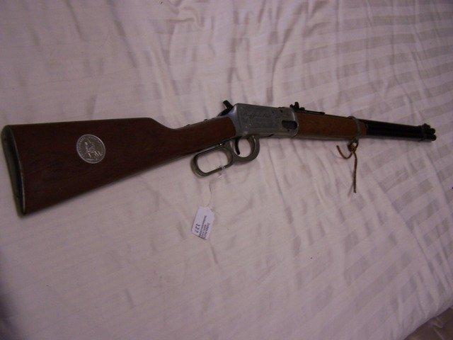 127: Buffalo Bill Scout Model 30 30 Daisy BB Gun