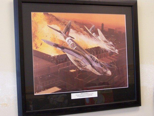 T. Weddel Aviation Print