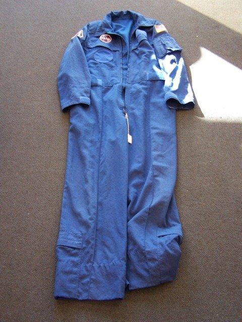 Rare Space Shuttle Employee Uniform