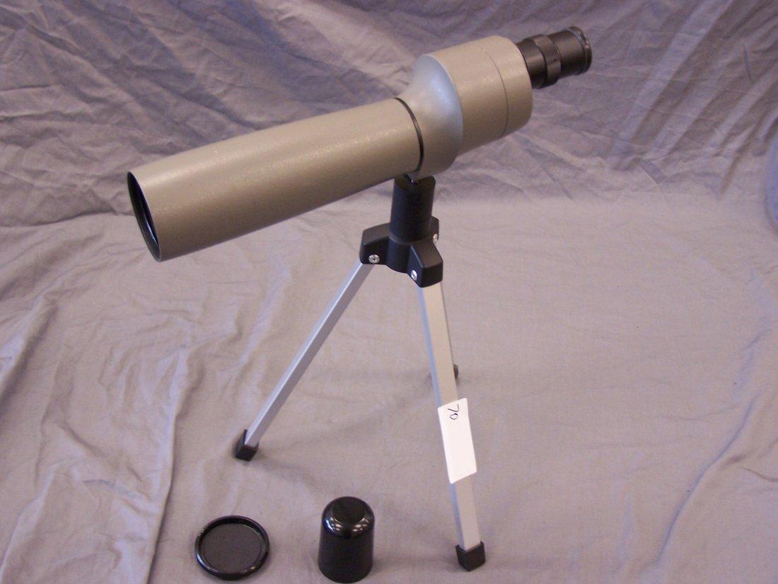 Bushnell Sentry II Spotting scope with tripod