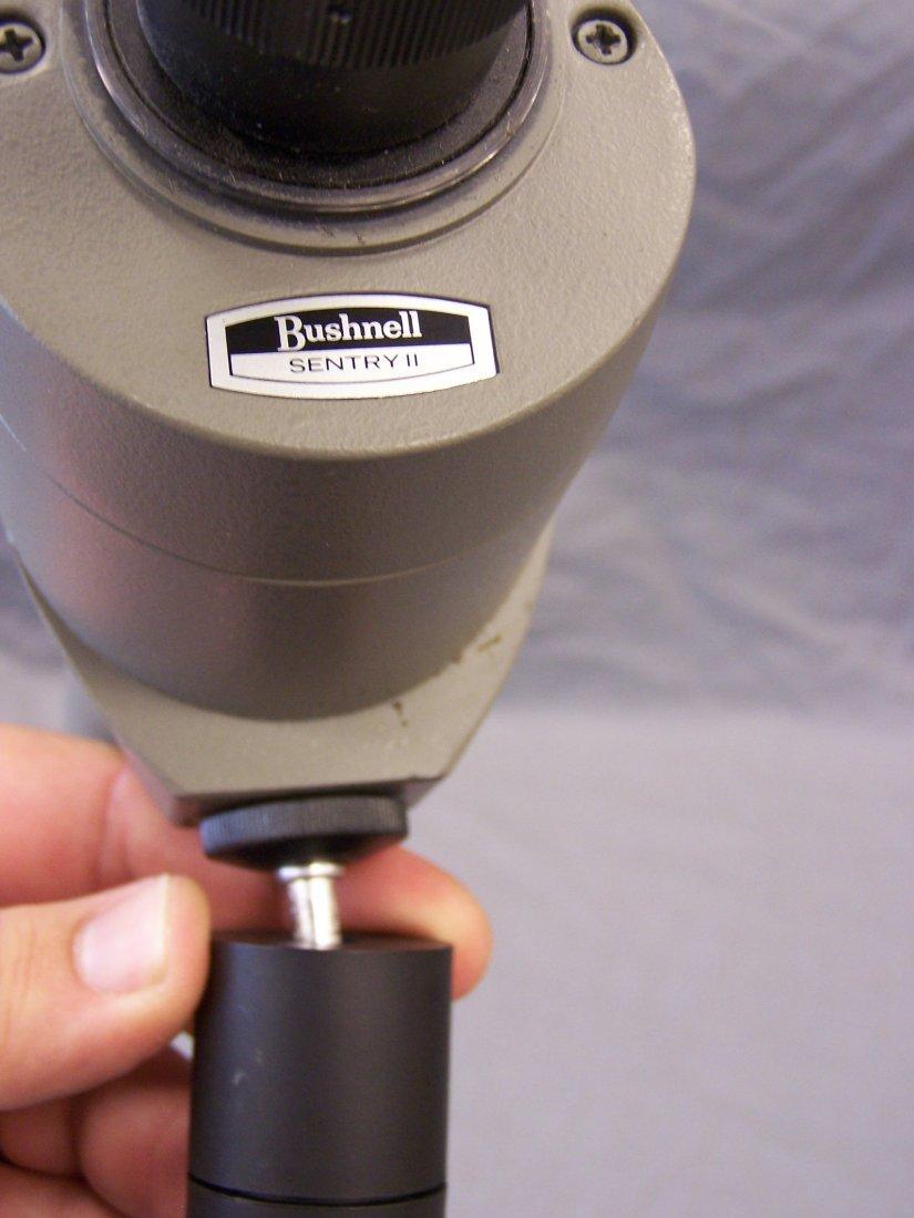 Bushnell Sentry II Spotting scope with tripod - 3