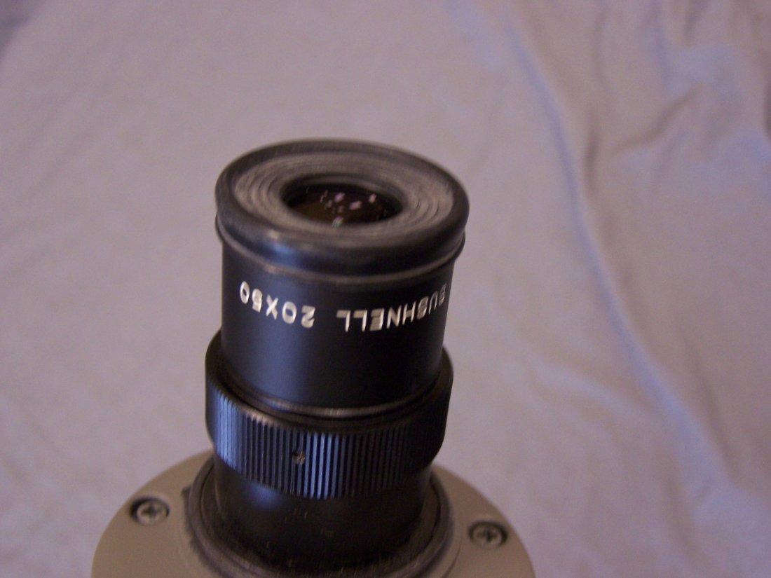 Bushnell Sentry II Spotting scope with tripod - 4
