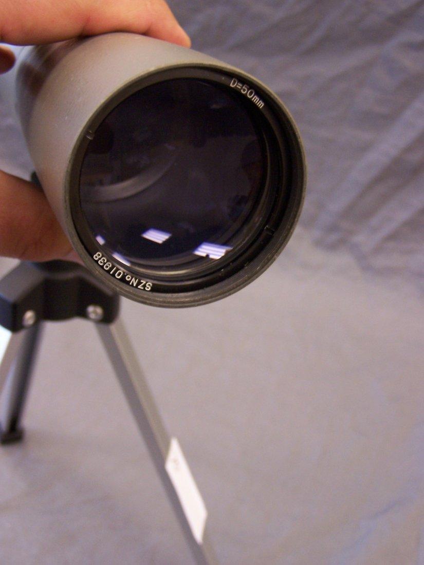 Bushnell Sentry II Spotting scope with tripod - 5