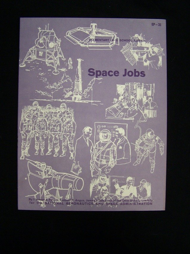 Space Jobs School Edition EP-31 Handout