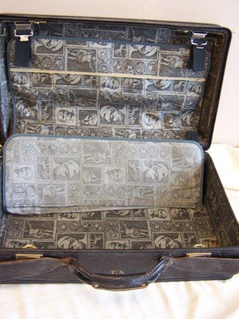 Rare Vintage  Hartmann Leather Luggage - 10