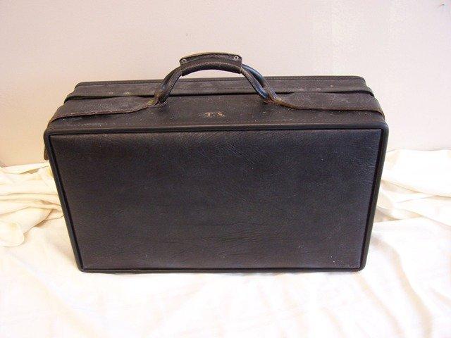 Rare Vintage  Hartmann Leather Luggage