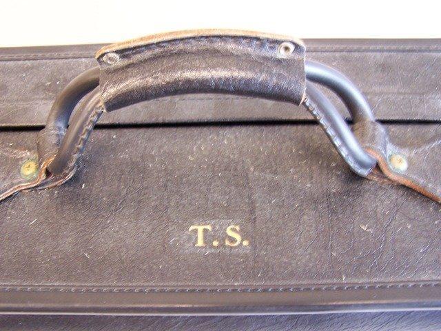 Rare Vintage  Hartmann Leather Luggage - 2