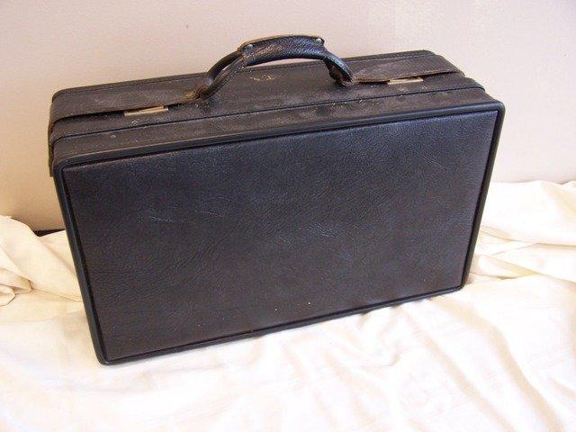Rare Vintage  Hartmann Leather Luggage - 3