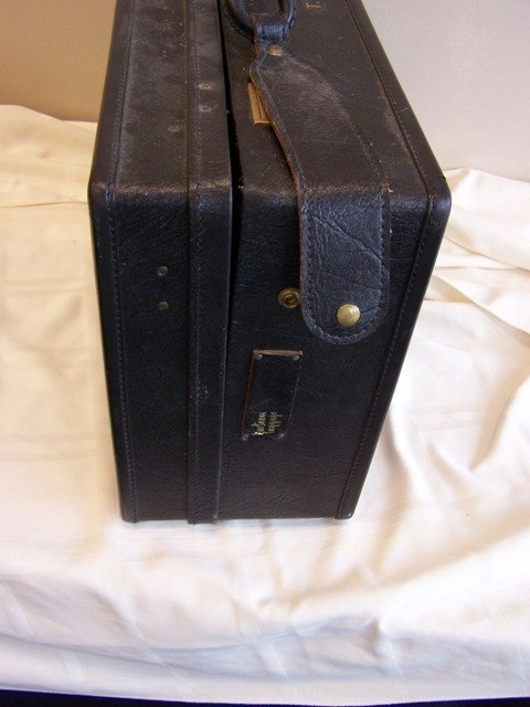 Rare Vintage  Hartmann Leather Luggage - 4
