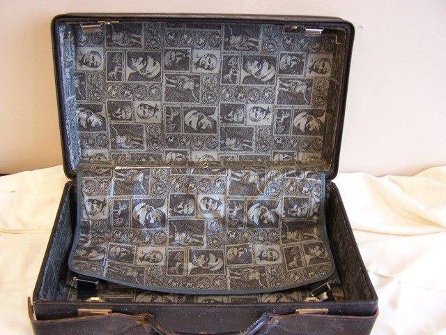 Rare Vintage  Hartmann Leather Luggage - 8