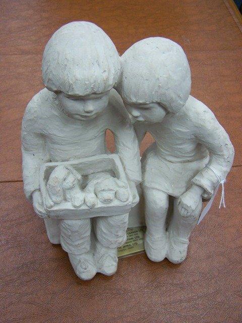 Dee Crowley Austin 1983 Sculpture