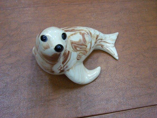 Wasilla Alaska Clay Seal