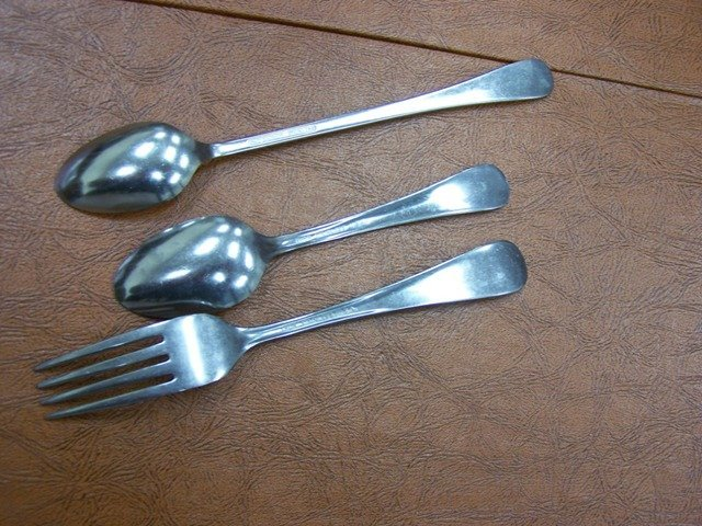 Vintage Ford Motors Stainless  Flatware - 3