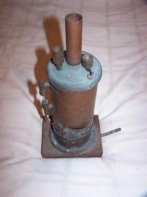 Salesman Sample ? Steam Engine Boiler Old