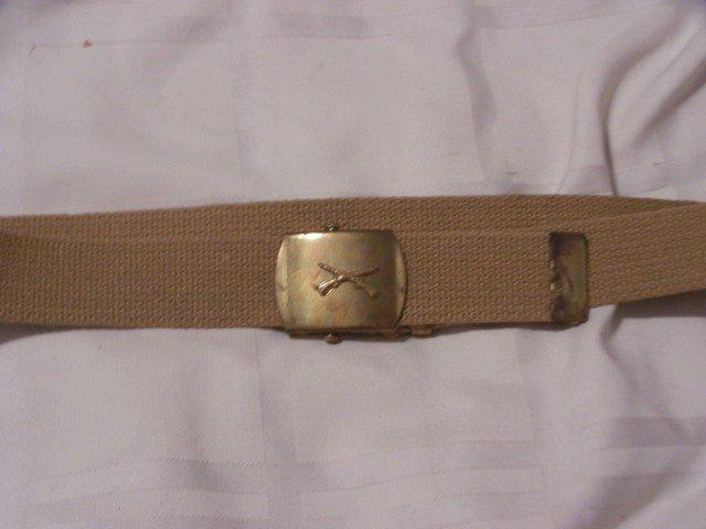 WW11 US Military Belt