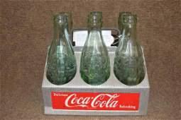 Coca Cola Aluminum Carrier