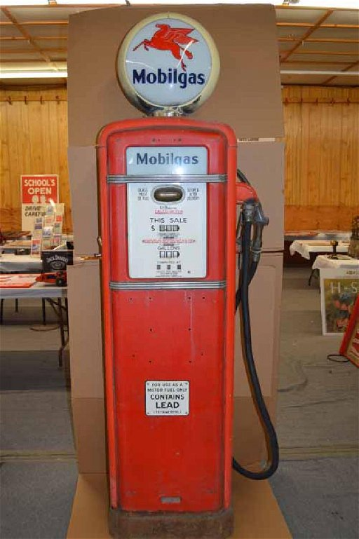 Gilbarco Gas Pump