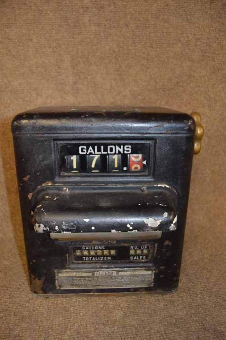 Bowser Pump Gauge