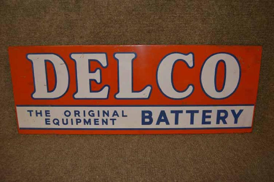 Delco Sign