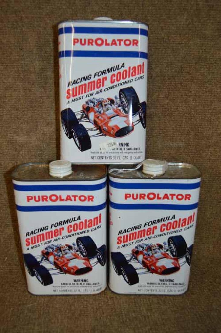 Purolator Cans