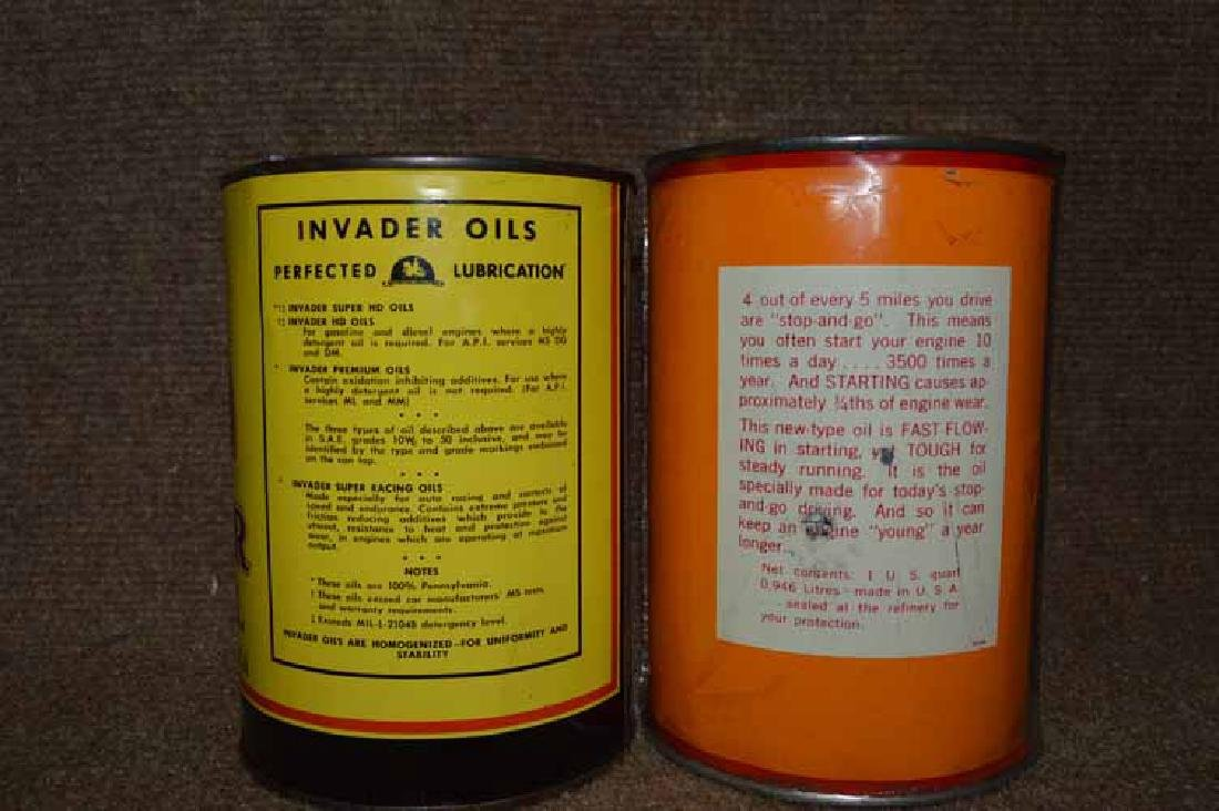 Oil Cans - 2
