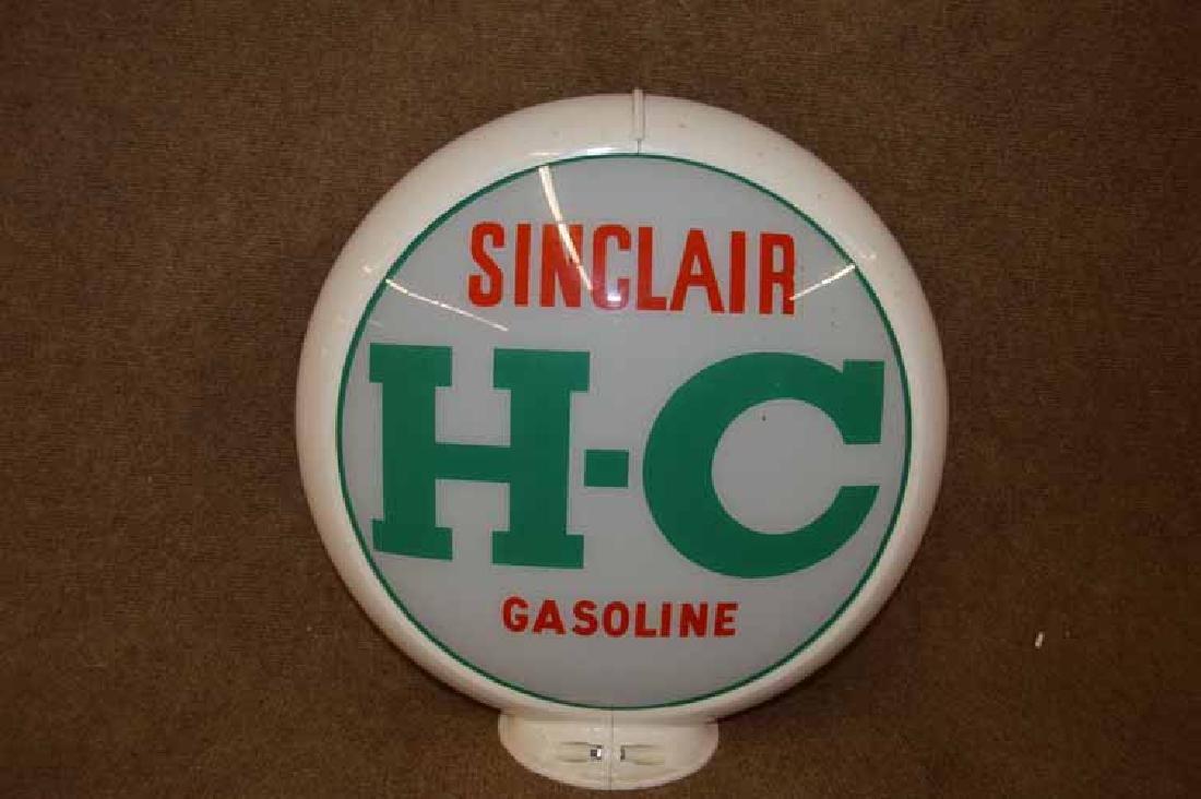 Sinclair Cgas Globe
