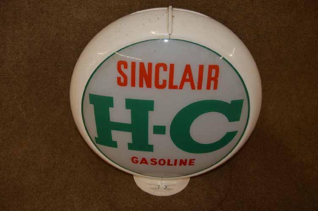 Sinclair Cgas Globe - 2