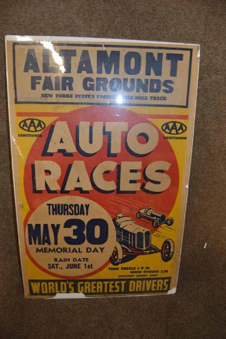 Altamont Fair Poster