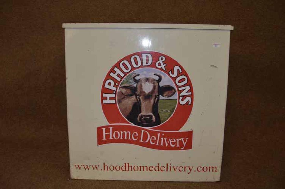 Milk Delivery Box