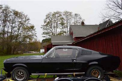 Ford 1967 Mustang Fastback