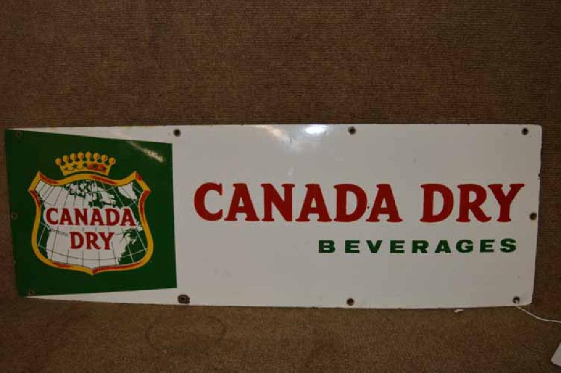 Canada Dry Porc. Sign