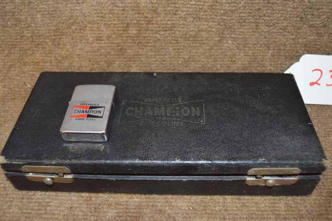 Champion Spark Plug Salesman's Sample - 2