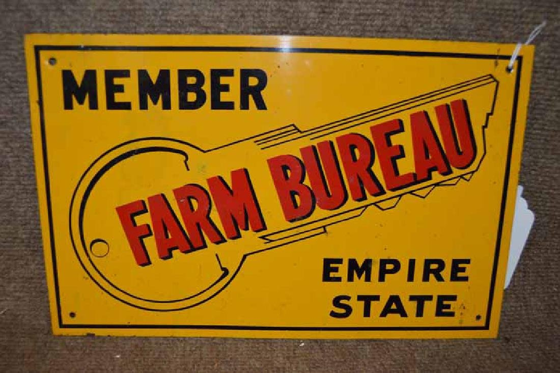 Farm Bureau Sign