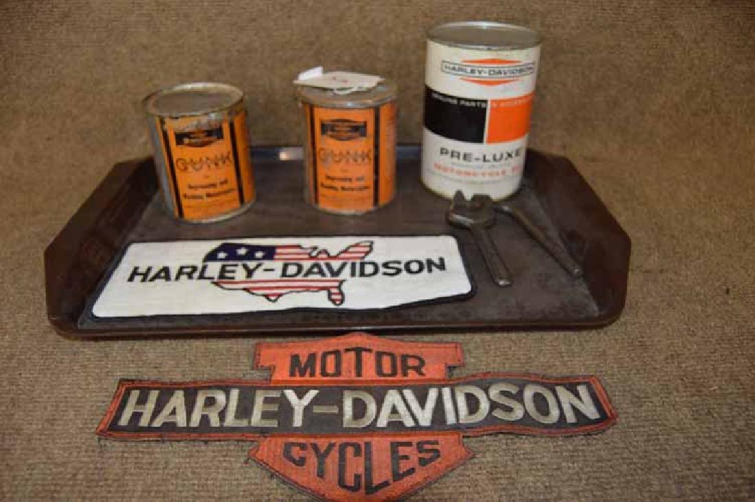 Harley Davidson Grouping