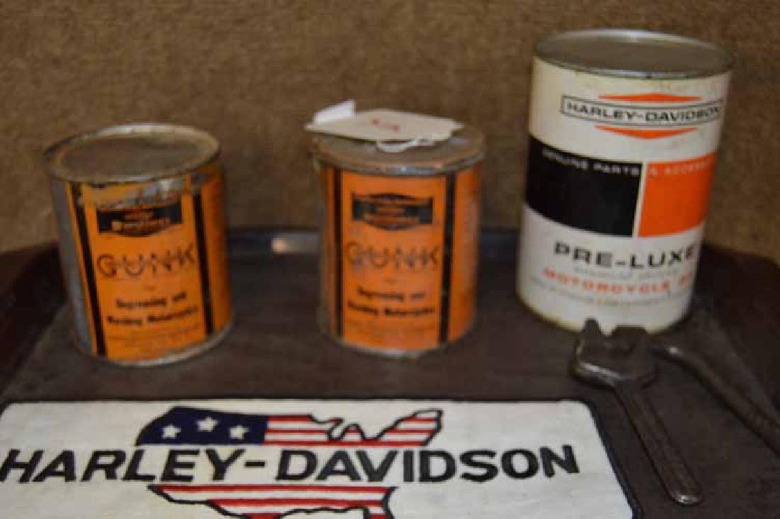 Harley Davidson Grouping - 2